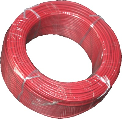 Exel PVC Red 90 m Wire