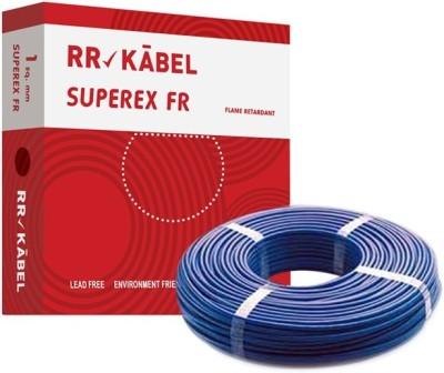 RR Kabel PVC 1 sq/mm Blue 90 m Wire