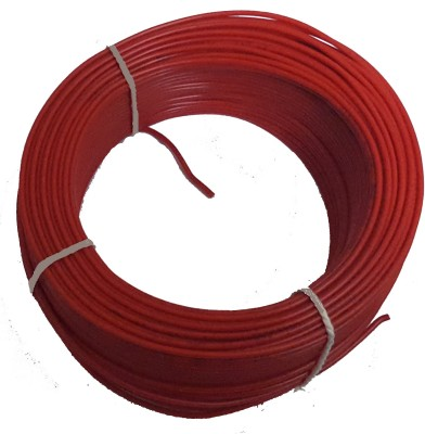 Citra FR PVC Red 90 m Wire(red)