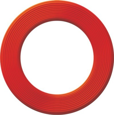 Foyer FR PVC, Insulated Cable Red 90 m Wire