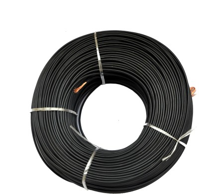Jupiter Cables 1.0 Mm Sq Fire Retardant Black 90 m Wire