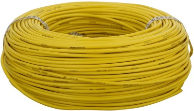 Param PVC Yellow 90 m Wire