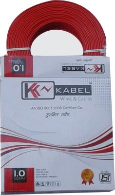 KK Kabel FRLS PVC Red 90 m Wire
