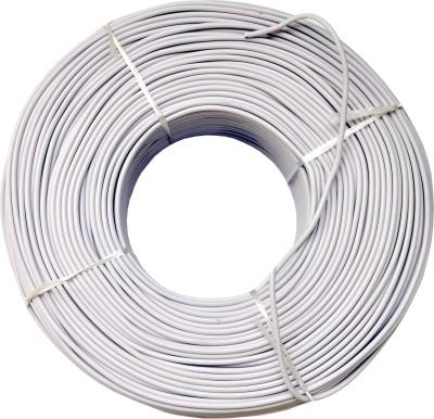 Jupiter Cables 4.0 mm sq FIRE RETARDANT WHITE White 90 m Wire