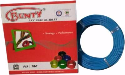 Benty PVC 2.5 sq/mm Blue 91.44 Wire