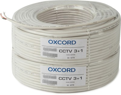 Oxcord PVC White 180 m Wire