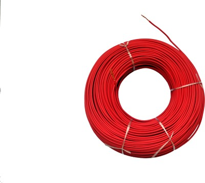 Jupiter Cables 2.5 Mm Sq Red Fire Retardant Red 90 m Wire