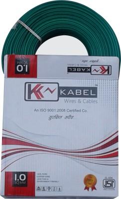 KK Kabel FR PVC, FRLS PVC, SIMPLE PVC Green 90 m Wire