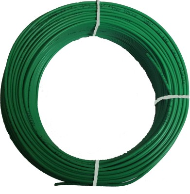 Citra FR PVC Green 90 m Wire(GREEN)