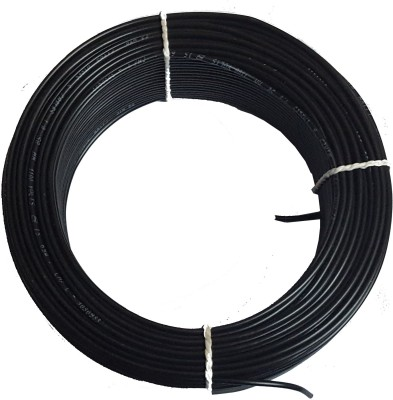 Citra FR PVC Black 90 m Wire(black)