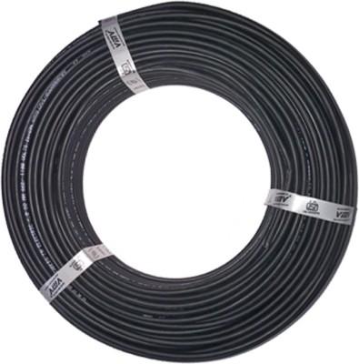 VMV CABLES FR PVC 1.5 sq/mm Black 90 m Wire