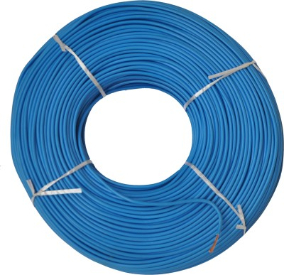 Jupiter Cables 4.0mm Sq Blue Fire Retardant Blue 90 m Wire