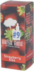 Hash Nine Strawberry Kiss eLiquid Manual Electronic Cigarette