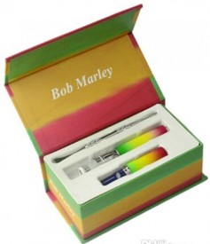 Moratic Bob Marley Dry Herb & Wax Vaporizer Manual Electronic Cigarette
