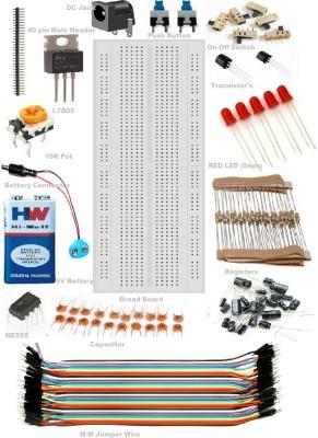 Robomart Electronic Components Electronic Hobby Kit