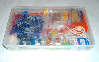 GoRogue Electronic Components Electronic Hobby Kit