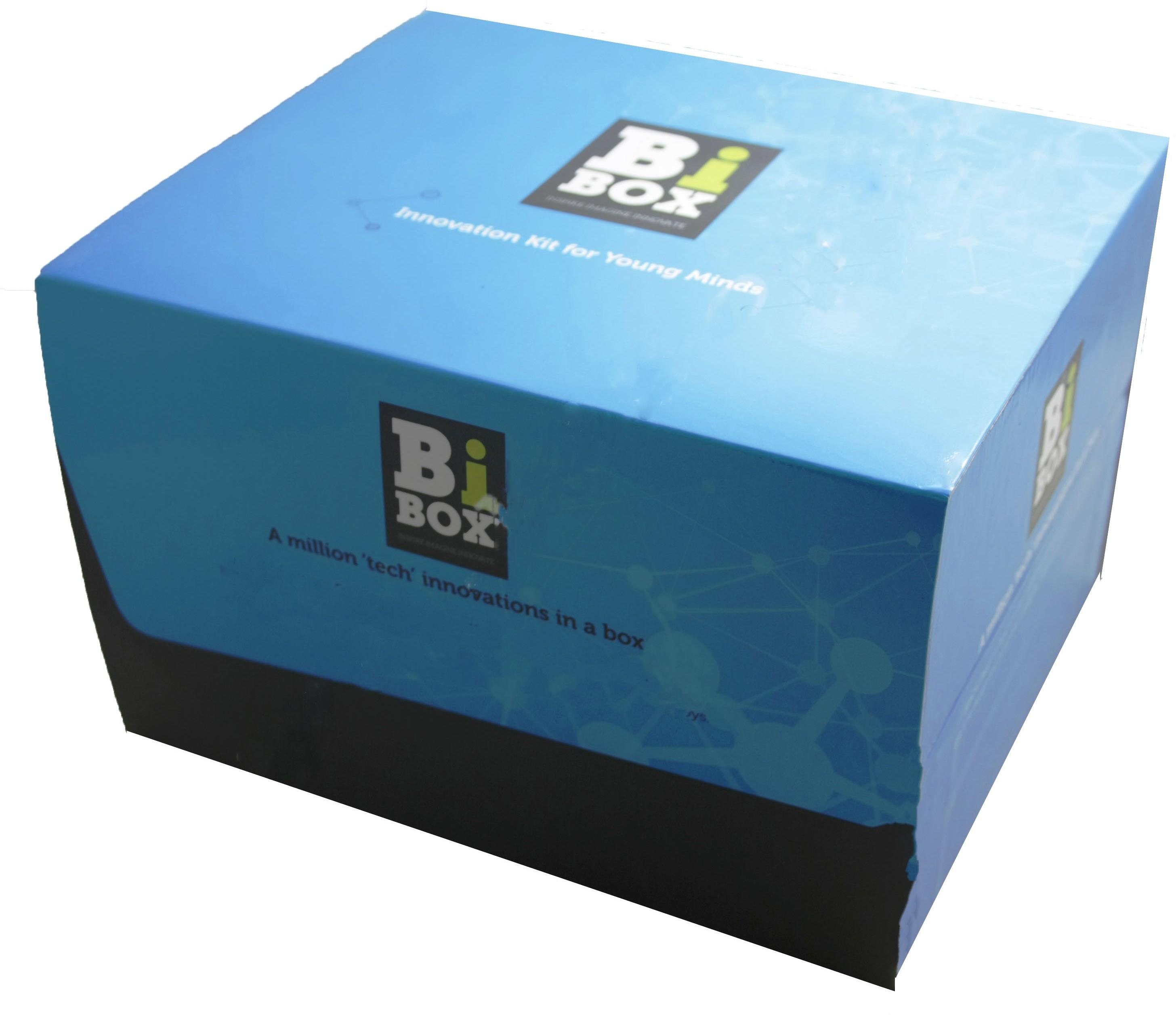 Bibox educational electronic hobby kit price pricejano