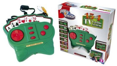 Play Vision Game Electronic Hobby Kit