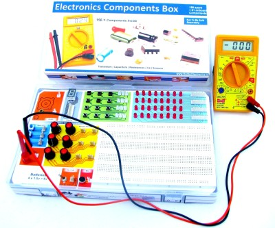 HE Retail Educational Electronic Hobby Kit