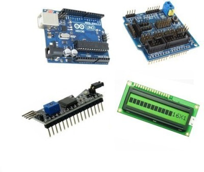 Robomart Micro Controller Board Electronic Hobby Kit