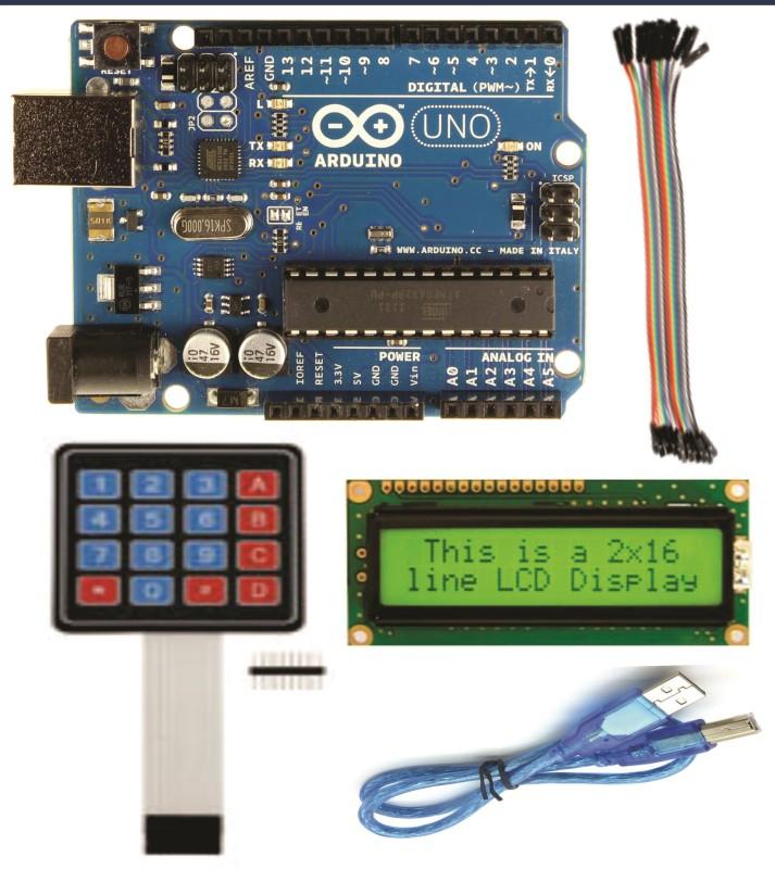Robokart Electronic Components Electronic Hobby Kit