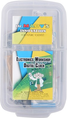 Dr. Mady Electronic Components Electronic Hobby Kit
