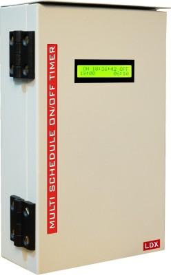 LDX LD-MST-V1.0 Programmable Electronic Timer Switch(White)