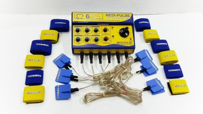MEDI-PLUSE DELUXE 6CH. TEN,S DEVICE Electrotherapy Device