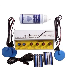 ramtec 4 ch tens muscle stimulater Electrotherapy Device(4CH-283)