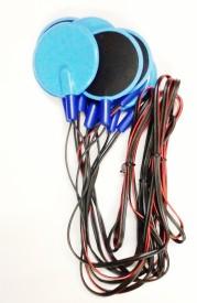 ramtec EL-2.5 Tens Unit electrode pads Electrotherapy Device