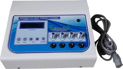 SOS Advance LCD tens therapy - 4 channel Transcutaneous Electrical Therapy Electrotherapy Device