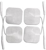 AGAM Electrodes Square Pads (Pack of 4) ...