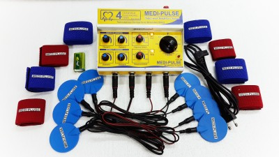 MEDI-PLUSE 4CH. DELUXE WITH TIMER TEN,S DEVICE Electrotherapy Device