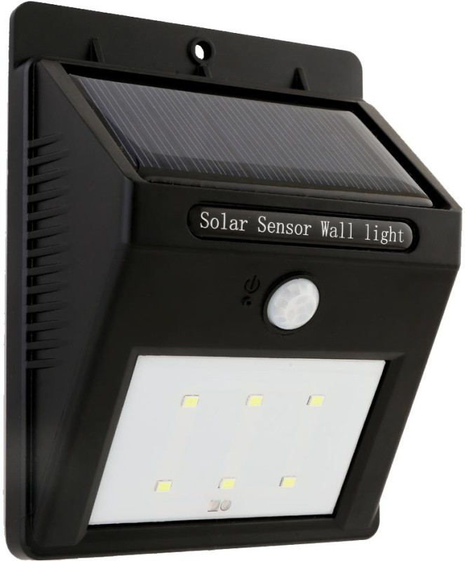 GLiT GS02 Solar Light Set(Wall Mounted Pack of 1)