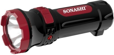 Sonashi Mini Rechargeable LED Based with Inbuilt Charger Torches