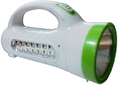 DS Onlite 1w Led & Side Flash Torches(White)