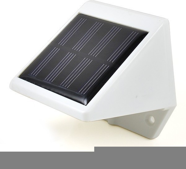 View Quace Yellow Wall Mountable LED with screws Solar Lights(White) Home Appliances Price Online(Quace)
