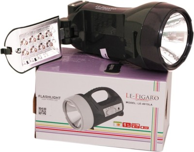 Le Figaro Flash Light Torches(Black)