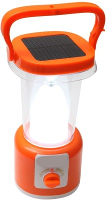 Bazaar Pirates Solar Lamp Solar Lights(Orange)