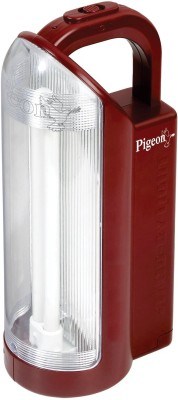 Pigeon Bijlee - CFL Emergency Lights(Maroon)