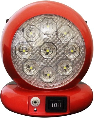 Bainsons Portable 9 Led Emergency Lights(Multicolor)