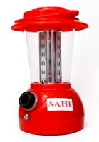 Sahi Rechargeable Lantern (24 LED Bulb) with charger Emergency Lights Emergency Lights(Red)