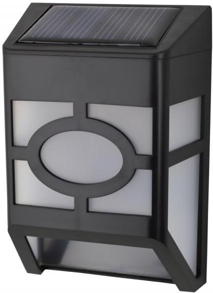 View Quace Led Box Design Solar Lights(Black) Home Appliances Price Online(Quace)
