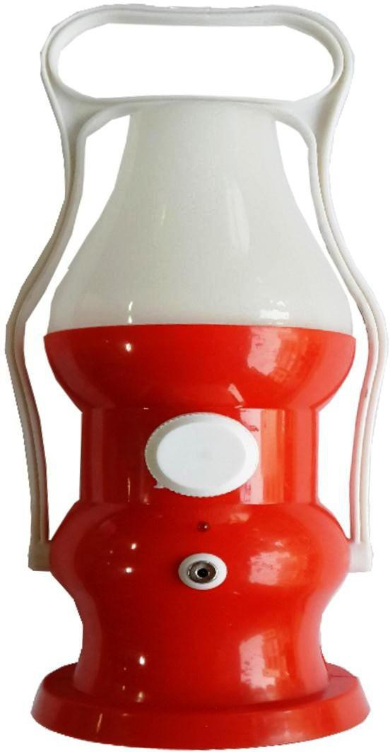 View AIW Lantern-4 Emergency Lights(Red, White) Home Appliances Price Online(AIW)