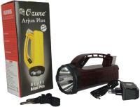 Ozure Arjun Plus Rechargeable Search LED Torches(Maroon)