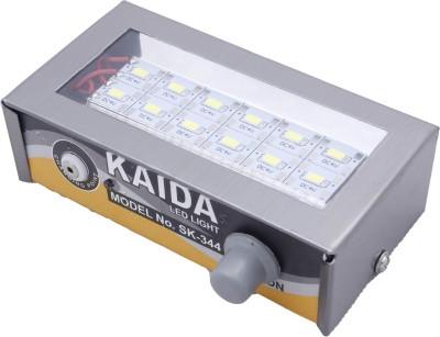 Kaida SK-344 Emergency Lights(Silver)