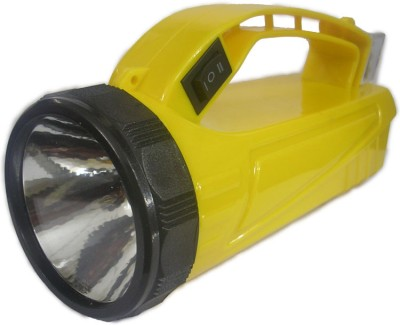 Ozure Arjun Plus Rechargeable Search LED Torches(Yellow)