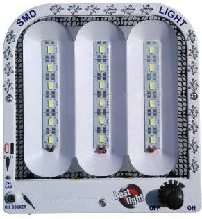 View CELLZONE 18 LED RECHARGEABLE Emergency Lights(Multicolor) Home Appliances Price Online(CELLZONE)