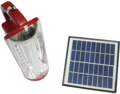 Sun Rite Solar Bright Emergency Lights(Red)