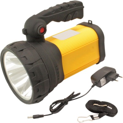 SJ 3mode Jumbo 10w Cree Rechargeable LED Torch - 47 Emergency Lights